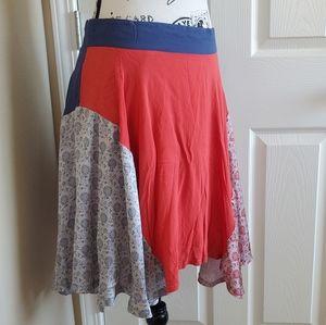 Boho Skirt by Alice Moon